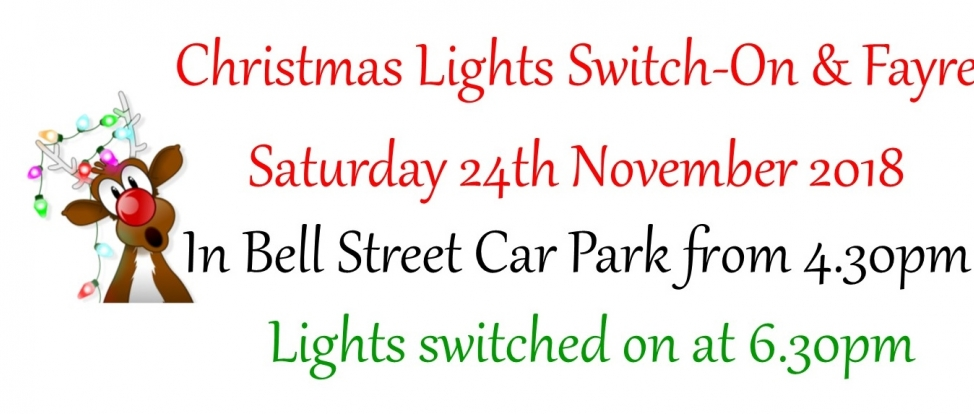 Christmas Lights Switch On & Christmas Competitions