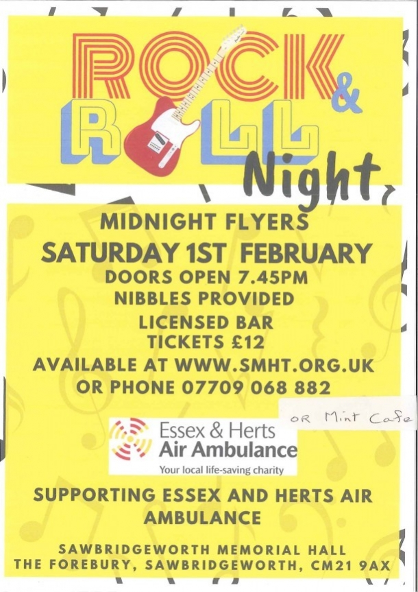 Rock & Roll Night - Midnight Flyers