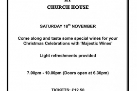 Christmas Wine Tasting Evening