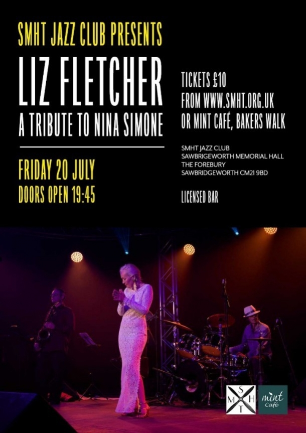 Liz Fletcher A Tribute to Nina Simone