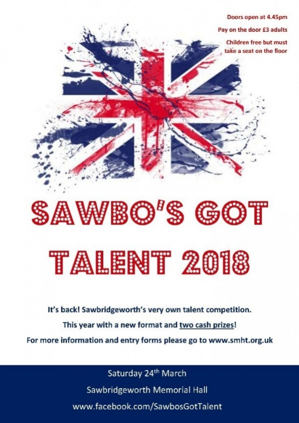 Sawbo's Got Talent
