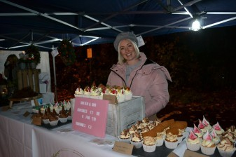 Welcome to our new stall holder - The Delicious Butter and Boo
