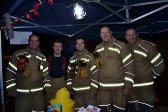Sawbridgeworth Fire Crew - Keeping us Safe